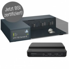 Epson EPS TSE Server 8, EPS TSE Server 3, Fiscal Server for Germany, TSE-Ports: 8, Ethernet-Ports: 1, separat bestellen: Epson TSE (USB)