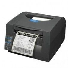 Citizen CL-S521, 8 Punkte/mm (203dpi), Cutter, ZPL, Datamax, Multi-IF (WLAN), schwarz