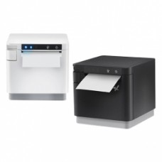 Star mC-Print3, USB, BT, Ethernet, 8 Punkte/mm (203dpi), Cutter, weiß