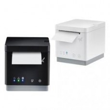 Star mC-Print2, USB, Ethernet, 8 Punkte/mm (203dpi), Cutter, weiß