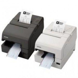 Epson TM-H 6000IV, USB, Ethernet, Cutter, schwarz