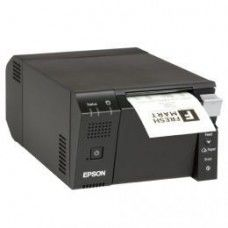Epson TM-T70II-DT, USB, RS232, Ethernet, PosReady, schwarz