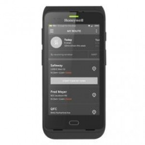 Honeywell CT40, 2D, SR, BT, WLAN, NFC, PTT, GMS, Android