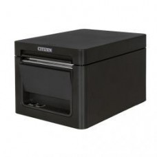 *TOP* Citizen CT-E351, USB, Ethernet, 8 Punkte/mm (203dpi), schwarz