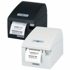 *TOP* Citizen CT-S2000, USB, RS232, 8 Punkte/mm (203dpi), schwarz