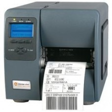 Honeywell M-4308, 12 Punkte/mm (300dpi), Rewind, Display, PL-Z, PL-I, PL-B, USB, RS232, LPT