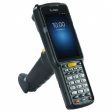 Zebra MC3300 Standard, 2D, USB, BT, WLAN, Alpha, PTT, GMS, Android