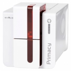 Evolis Primacy, einseitig, 12 Punkte/mm (300dpi), USB, Ethernet, OOP, rot
