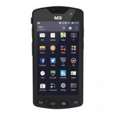 M3 Mobile SM10 LTE, 2D, BT, WLAN, 4G, NFC, GPS, GMS, erw. Akku, Android
