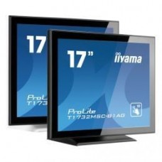 iiyama ProLite T1732MSC-B5AG, 43,2cm (17'), Projected Capacitive, 10 TP, schwarz