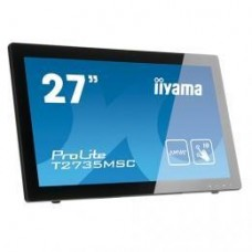 *TOP* iiyama ProLite T2735MSC, 68,6cm (27''), Projected Capacitive, Full HD, schwarz