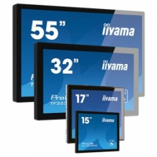 iiyama ProLite TF2234MC-B6X, 54,6cm (21,5'), Projected Capacitive, 10 TP, Full HD, schwarz