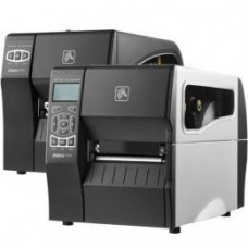 Zebra ZT230, 12 Punkte/mm (300dpi), Cutter, Display, ZPLII, USB, RS232, WLAN
