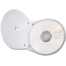 CD Shell Case mit Abheftlochung (12mm) 100 St