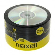 CD-R 80 Maxell 52x 50er Shrink Pack