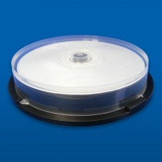 BD-R 25GB XLayerPro M-Disc 4x up to 1000yrs Inkjet white 10er Cakebox