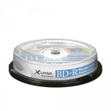 BD-R DL 50GB XLayer 6x 10er Cakebox