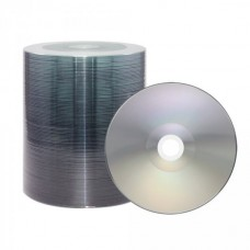 CD-R 80 XLayer Value 52x Shiny Silver Full Surface Full Metalized 100er Bulk
