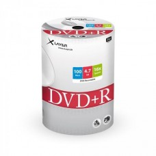 DVD+R 4.7GB XLayer 16x 100er Shrink Pack