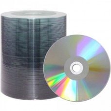 DVD+R 4.7GB XLayer Value 16x Shiny Silver Full Surface Full Metalized 100er Bulk